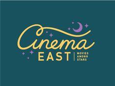 Dribbble - Cinema East pt 2 by Lauren Dickens