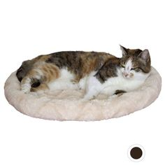 Couchage pour chat - Coussin douillet Sleepy double face pour chats wanimo