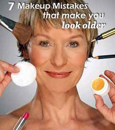 Eyes: Eye Makeup for Older Women photo - The Beauty Thesis - Makeup Tips Makeup For Over 60, Beauty Secrets, Beauty Hacks, Beauty Tips, Beauty Make Up, Hair Beauty, Makeup Tips For Older Women, Makeup Mistakes, Tips Belleza