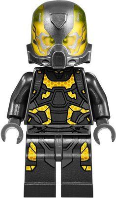 LEGO Ant-Man 76039 - Yellow Jacket #lego #legosuperheroes #legoMarvel