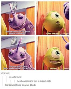 My relationship with math in one picture.