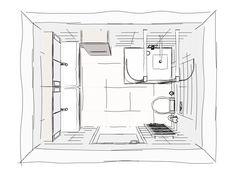 Mijn nieuwe Wooning badkamer