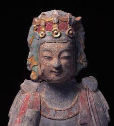 山东青州龙兴寺北齐思维菩萨像 Shandong Qingzhou Longxing Temple Northern Qi Dynasty Bodhisattva (on elephant ?)