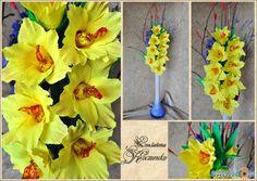 Потому что гладиолус! Цветы с конфетами  Просмотров: 603 Комментариев: 0