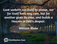 Hell William Blake Quotes. QuotesGram