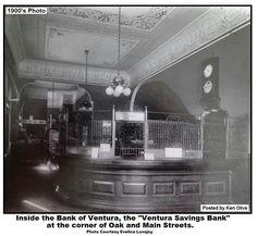 Bank of Ventura.  1900's