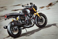 ϟ Hell Kustom ϟ: Ducati GT1000 By GRHV