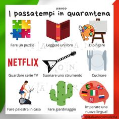 Italian Vocabulary, Italian Words, Learn Chinese, Italian Language, Learning Italian, Teaching Reading, Meant To Be, English, How To Plan