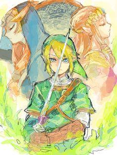 Amazing Legend Of Zelda Fan Art