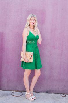 Ten Fabulous Date Night Dresses - Living in Color