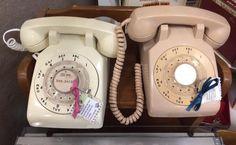 Rotary phones Rotary, Landline Phone, Phones, Technology, Tech, Telephone, Tecnologia