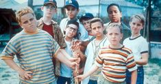 'The Sandlot' Cast Reunited for the Movie's 25th Anniversary, And Boy Have They Changed