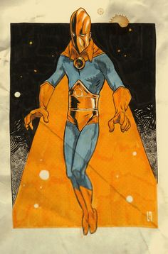 Dr. Fate by Greg Hinkle
