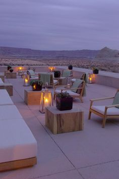 With their concrete walls, white stone floors, and steely furnishings, the… Amangiri Resort Utah, Architecture Design, Desert Homes, Outdoor Furniture Sets, Outdoor Decor, Pool Designs, The Places Youll Go, Dream Vacations, Exterior Design