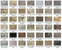 Top 10 Most Por Granite Colors Hottest Countertop