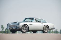 1964 Aston Martin DB5, quite simply the most beautiful car ever produced.