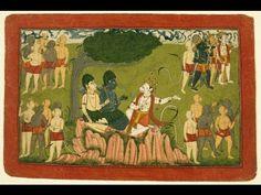 Kanda - Kapitel aus der Ramayana - Sanskrit Lexikon