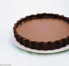Simply Nigella: Salted chocolate tart | Daily Mail Online