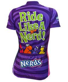 Nestle Nerds Candy Women s Cycling Jersey a9de33841