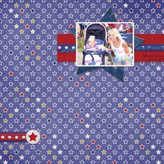 Let Freedom Ring Collection Mini, designed by Jennifer Ziegler, Scrap Girls, LLC digital scrapbooking product designer