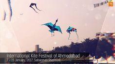 #International #Kite #festival #2017 in #Ahmedabad; #creativeyatra