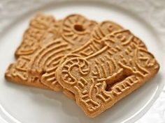 Speculaas or Dutch Windmill Cookies Biscoff Cookies, Spice Cookies, Dutch Recipes, Xmas Food, Chia Puding, Sin Gluten, Food Design, Quick Easy Meals, Gastronomia