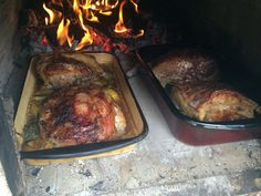 schweinebraten im holzbackofen, Pork, Beef, Cooking, Outdoor, Pork Roast, Kochen, Recipes, Kale Stir Fry, Meat