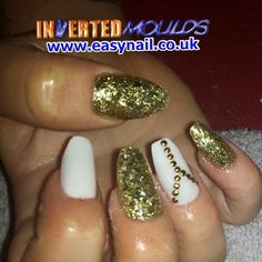 IMs by Cheryl Hammond:  Instagram photo by invertednailsystems - http://instagram.com/p/1u-2suhGE_/  IMs from www.easynail.co.uk   Acrylic powders from www.thenailartist.co.uk   #Invertedmoulds #enuk #ims #nails #nailart #acrylicnails #nailporn #nailgasm