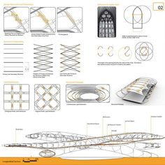 Steel Competition entry for ACSA/AISC. Partner Edgar Duenez
