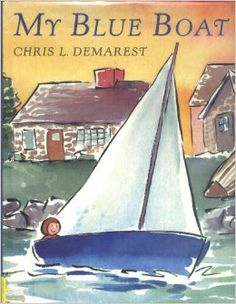 Indicado no Before Five in a Row. A simple text and magical watercolors follow a little girl who, taking a bath, sets sail among fishing fleets, whales, and dolphins, until the beacon on shore signals her home.