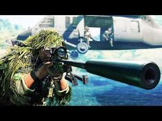 SNIPER - GHOST WARRIOR 3 Cinematic Trailer