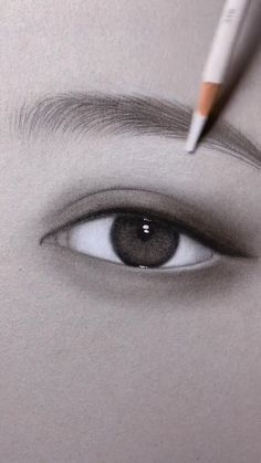 Art Drawings Beautiful, Dark Art Drawings, Art Drawings Sketches Simple, Pencil Art Drawings, Realistic Drawings, Drawings Of Faces, Tumblr Drawings, Graphite Drawings, Creative Sketches