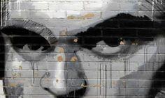 Ludwig van Beethoven arte urbano en Almería