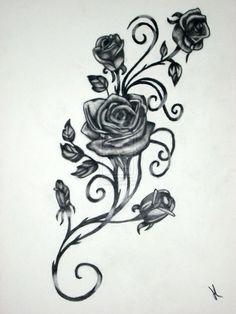 The vine flower