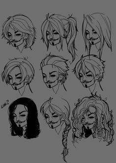 Erraday - hair tips