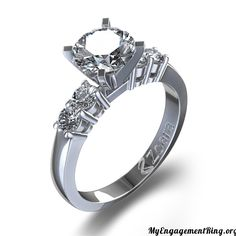 5 stone diamond ring for engagement - My Engagement Ring