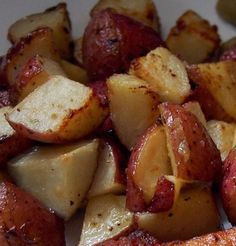 Recipe for Roasted Ranch Potatoes
