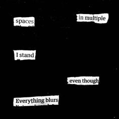 Parallel worlds  #poetry #amwriting #newspaperblackout #blackoutcommunity #newspaperpoem #blackoutpoem #blackoutpoetry #makeblackoutpoetry #erasurepoetry #artfromart #writersofig #poetsofig
