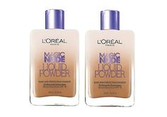 Finding the best foundation for your complexion can be tricky. Here, we run down the best foundations for oily, mature, dry and combination skin.: L'Oreal Paris Magic Nude Liquid Powder