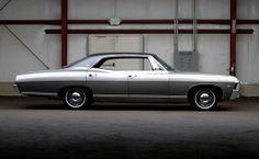 1967 Chevrolet Caprice Sport Sedan