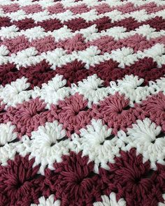 Picture of Catherine Wheel Afghan Pattern