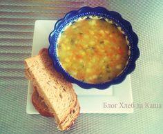 Гороховый суп на голландский манер — Хлеб да каша