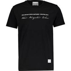 MKI MIYUKI ZOKU Black Signature Branded T-Shirt