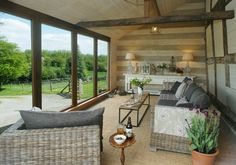 Luxury self-catering hop farm in Ledbury, Herefordshire, on the Cotswolds border; Surrounded by 150 acres of perfectly aligned hop yards Deer Farm, Farm Stay, Backyard Patio Designs, Herefordshire, Outdoor Living, Outdoor Decor, Acre, Home And Garden, Luxury