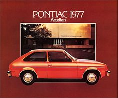 1977 Pontiac Acadian