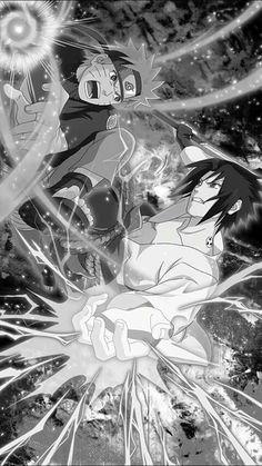 Naruto Uzumaki and Sasuke Uchiha Naruto Shippuden Sasuke, Naruto Kakashi, Anime Naruto, Naruto Fan Art, Boruto, Sasuke Vs, Naruto And Sasuke Wallpaper, Wallpaper Naruto Shippuden, Naruto Drawings