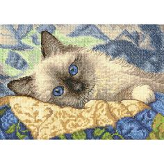 """Dimensions Gold Petite Charming Counted Cross Stitch Kit-7""""X5"""" 18 Count - 7""""x5"""" 18 count"""