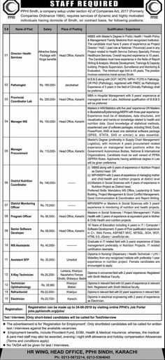 39 Best Sindh Jobs images in 2019