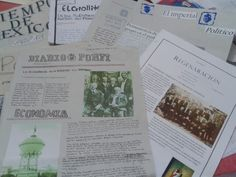 Prensa y folletería. Porfiriato y antesala de la Revolución Mexicana.