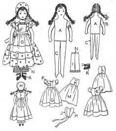 Image detail for -rag doll pattern free rag doll pattern hey new to the forum